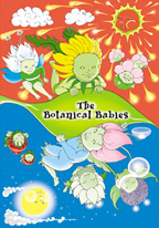 The Botanical Babies- Art/Story by Marie Stamas. All Rights Reserved